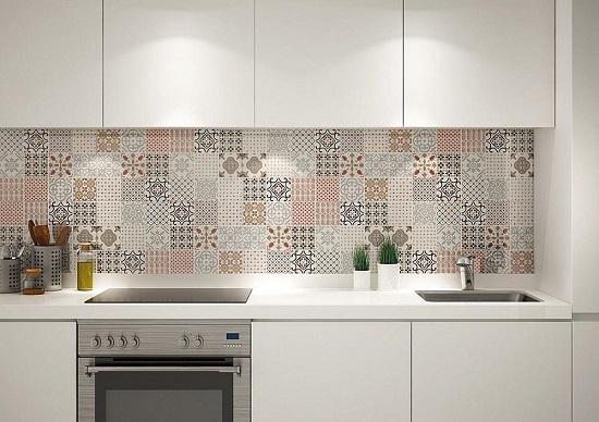 Cách lựa chọn gạch ốp tường bếp phù hợp với gia đình bạn